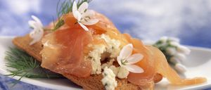 Foto: El salmón, mejor con buenos humos