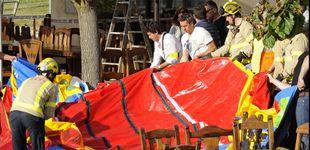 Post de El hinchable de Girona en el que murió una niña no tenía permiso municipal