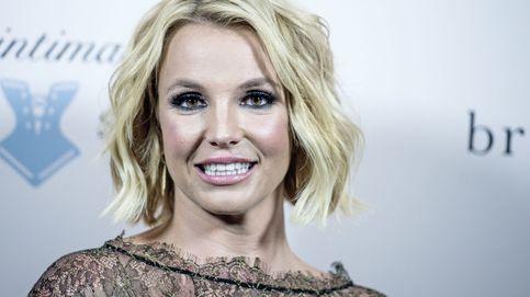 Britney Spears acaricia la libertad 13 años después