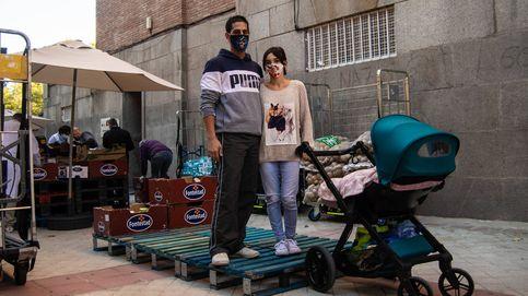 Los bancos de alimentos se agotan: Cada vez hay más peticiones y menos donaciones