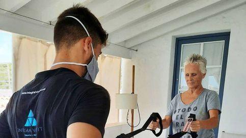 Mercedes Milá: el entrenamiento que ha descubierto para estar en forma a los 69 años