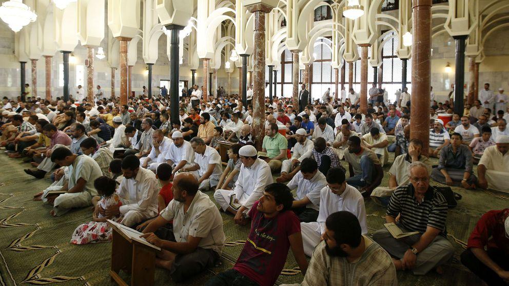 Un grupo islamófobo protestará frente a la mezquita de la M-30