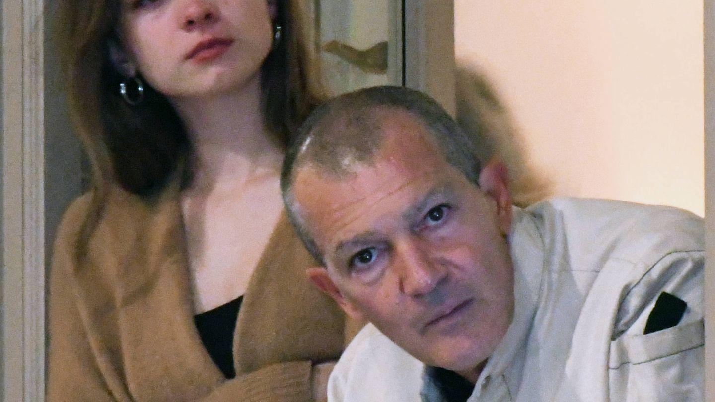 Antonio Banderas y Stella del Carmen.(Gtres)