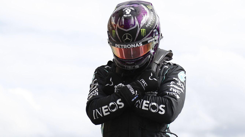 Fórmula 1: Brutal pole de Hamilton en Spa, ridículo de Ferrari y Carlos Sainz saldrá 7º