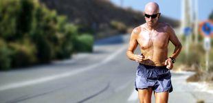 Post de Ojo seco, el trastorno de los 'runners' que corren sin gafas de sol