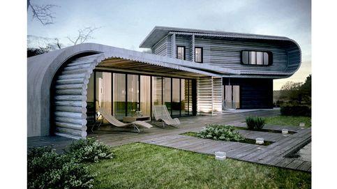 Siete casas ecológicas del mundo para un futuro sostenible