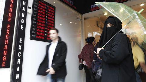 La fortaleza del dólar provoca especial inestabilidad en la castigada Turquía