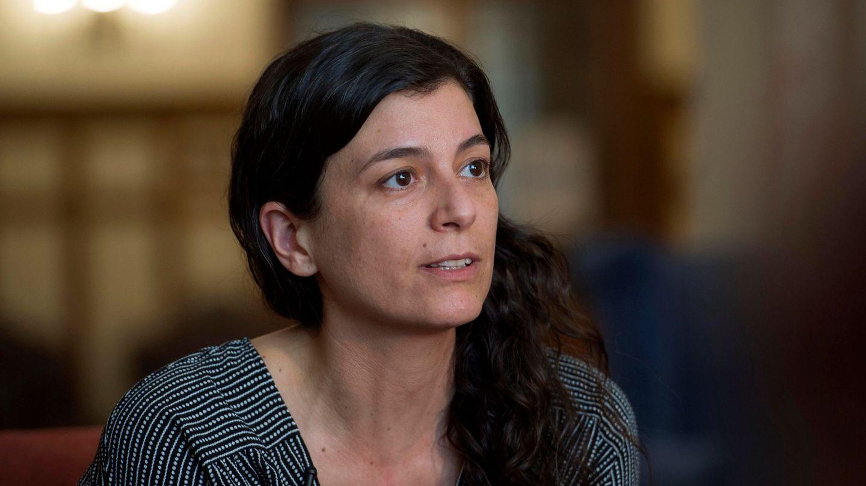 Samanta Scheweblin. (EFE)