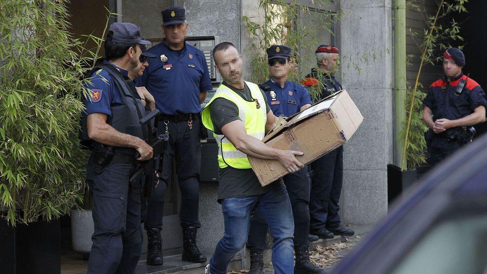 La Policía detiene a 11 rusos por crear entramados 'offshore' en Barcelona