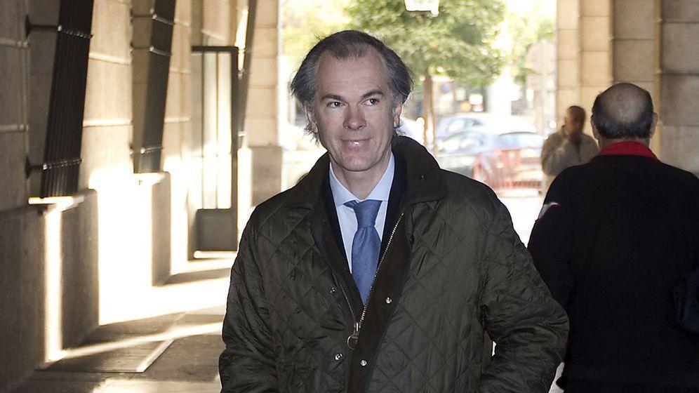 Foto: El magistrado Álvaro Martín. (EFE)