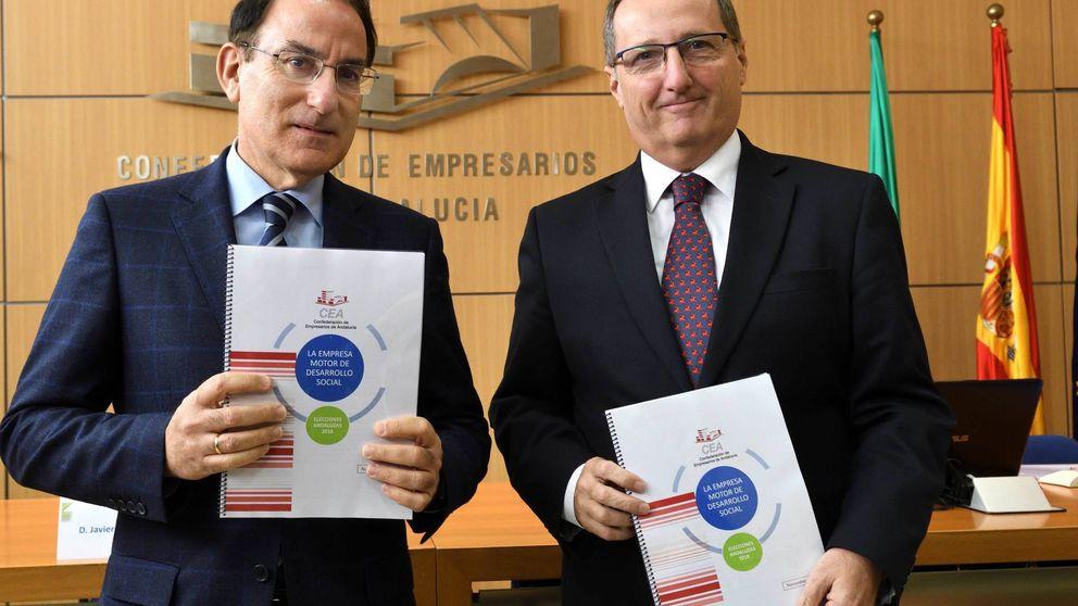 Carta de Reyes Magos del empresariado andaluz: Ejecutivo estable tras el 2-D