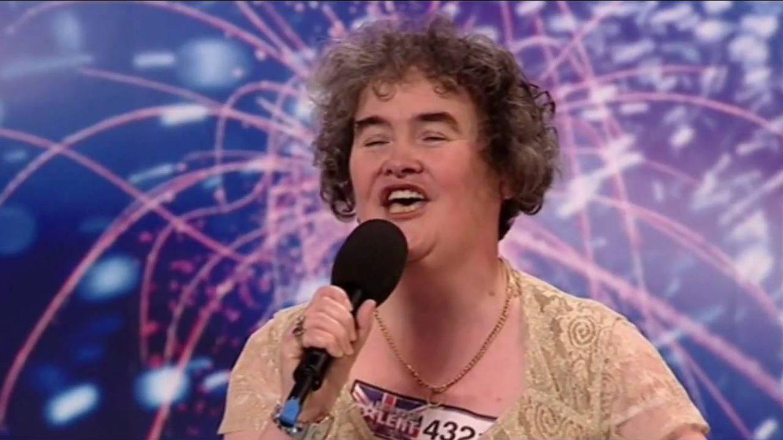 Susan Boyle, en 'Britain's Got Talent'. (ITV)
