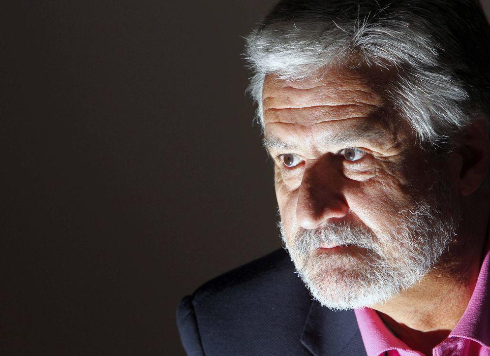 Foto: El socialista Manuel Marín, expresidente del Congreso y exvicepresidente de la Comisión Europea, en septiembre de 2011. (EFE)