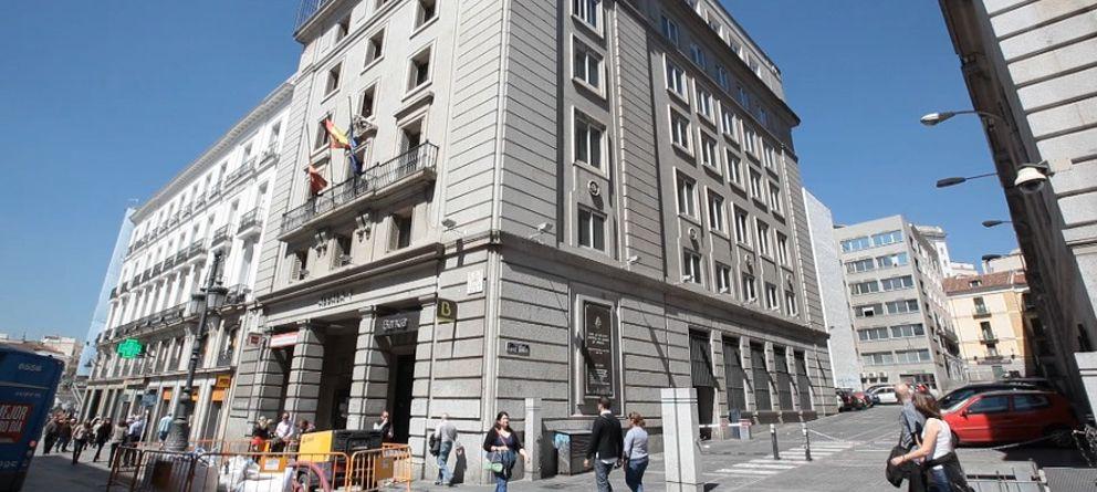 Madrid pone en venta un edificio de m2 junto a la for Edificio puerta del sol quito