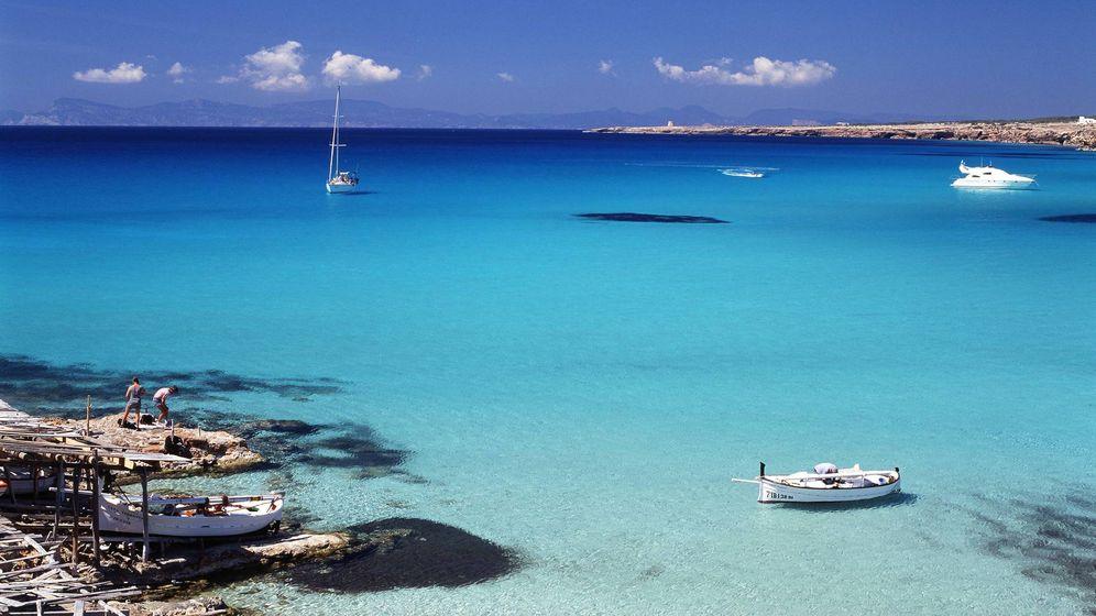Foto: Formentera fuera de temporada es un paraíso.