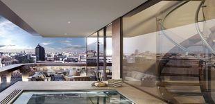 Post de Santander presta 78 millones a Lar para su proyecto de pisos de lujo en Madrid