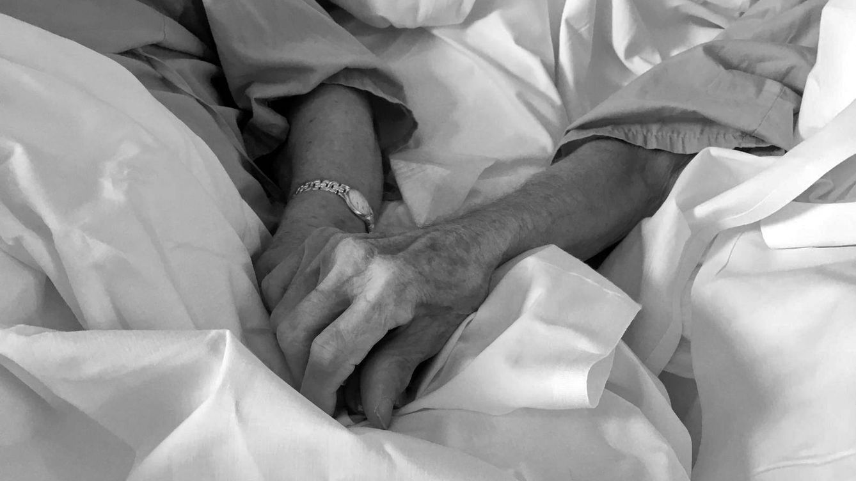 El mensaje más bonito entre dos ancianos ingresados por coronavirus