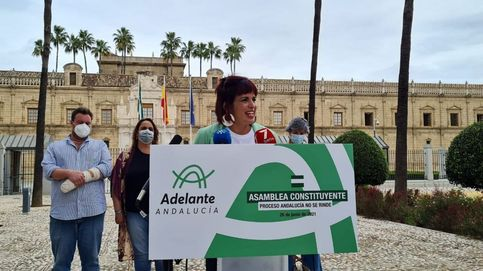 Teresa Rodríguez anuncia para el 26 de junio la refundación de Adelante Andalucía