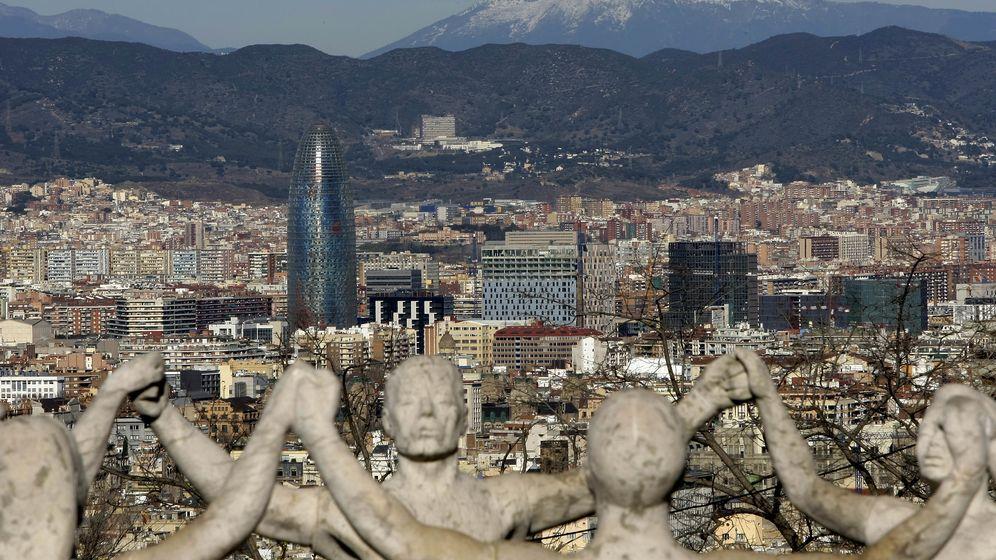 Foto: El 'skyline' de Barcelona, con la Torre Agbar. (Reuters)