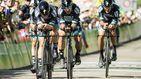 Un espectador provoca un grave accidente en la contrarreloj de la Tirreno Adriático