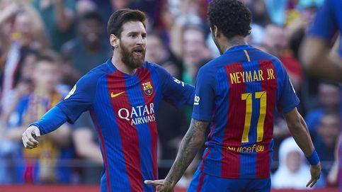Neymar se cansó de decir que Messi es el mejor del mundo