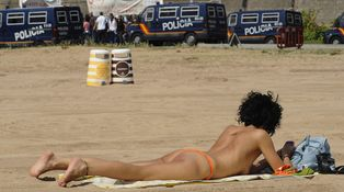 Réquiem por el 'topless'