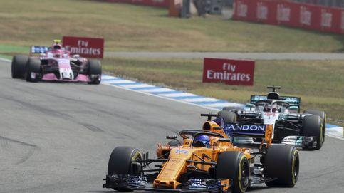 GP de Alemania de Fórmula 1 en directo: Ricciardo fuera por problemas en su motor
