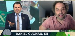 Post de Daniel Guzmán aclara su polémica con Cayetano Rivera por criticar a Iglesias