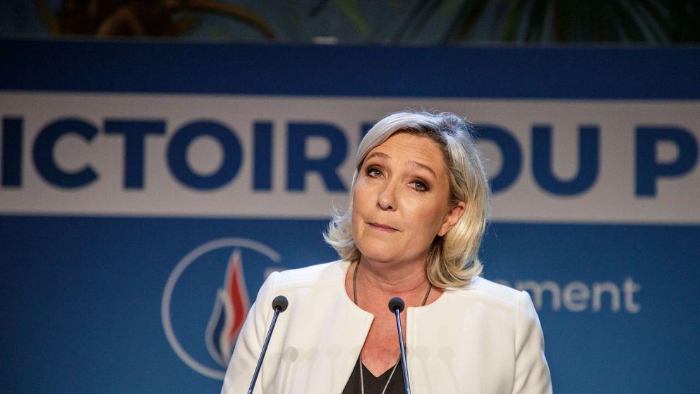 Le Pen será juzgada por publicar en Twitter fotos de ejecuciones del EI