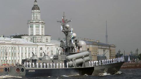 Día de la Armada en Rusia