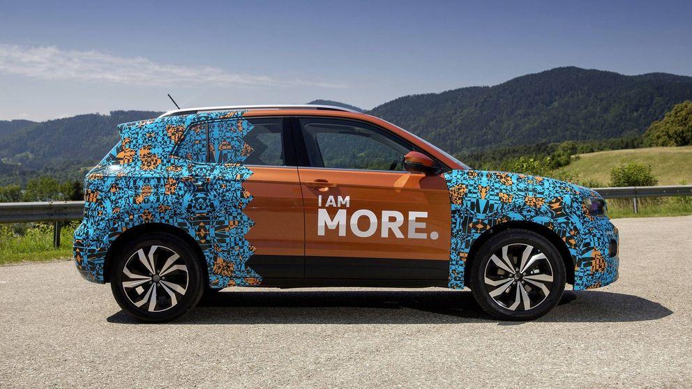 Volkswagen T-Cross, el todocamino de acceso a la gama