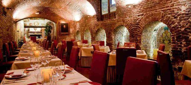 Foto: El Café de Oriente, uno de los cafés más emblemáticos de Europa