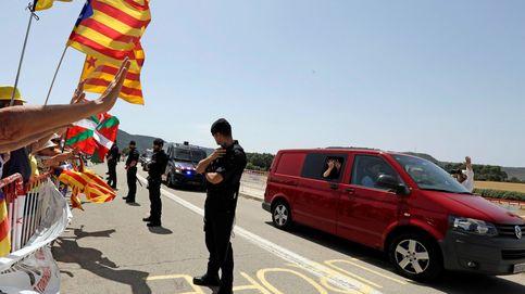Los nueve presos del juicio al 'procés' ya están en cárceles catalanas