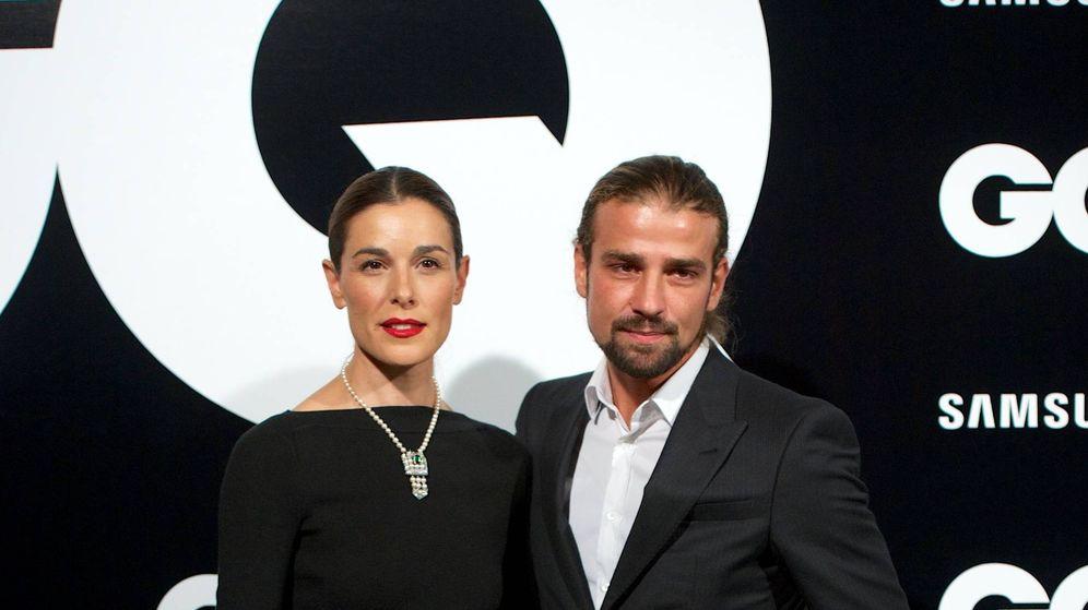 Foto: Raquel y Mario en una foto de archivo. (Getty)
