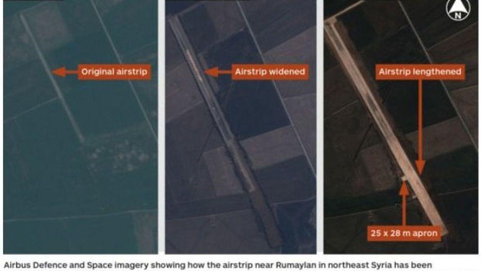 Este aeródromo es el epicentro de la lucha de EEUU contra el Estado Islámico