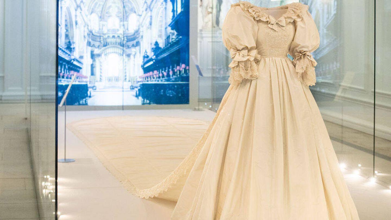 'Royal style in the making', la exposición en Kensington Palace. (Getty)