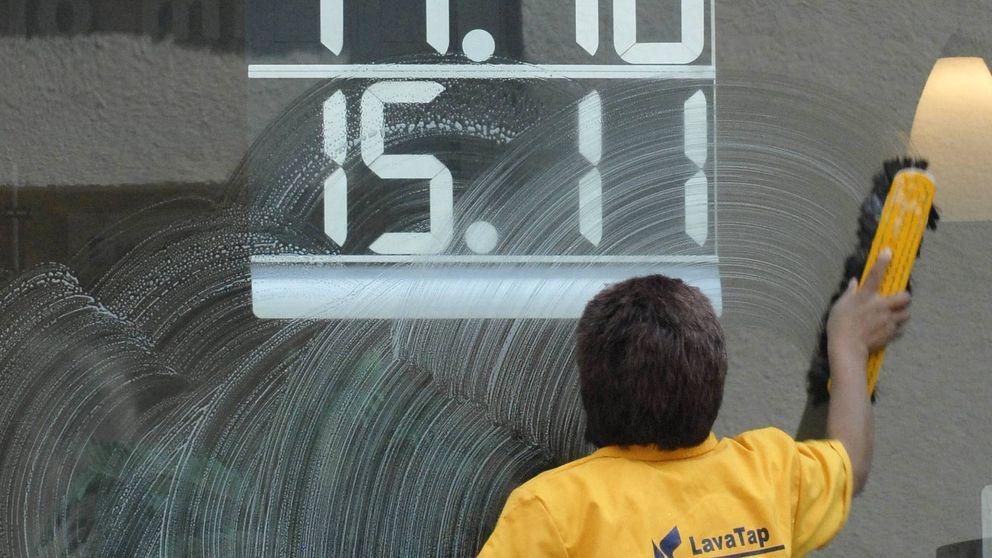 Los grandes del Ibex se apresuran para cruzar la ventana de liquidez