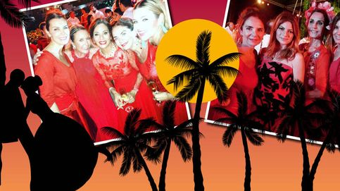 La millonaria boda que ha reunido a Naty Abascal, Marina Castaño y Mar Flores en Punta Cana