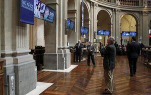 El Ibex firma su mejor semana desde enero a pesar de la Fed