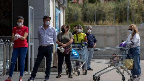 DIA pone a la venta mascarillas en su página web a 0,60 euros la unidad
