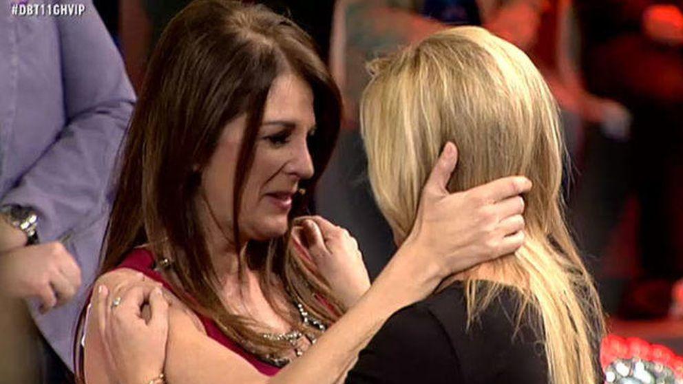 Belén pide perdón a Ángela Portero por insinuar que consume drogas