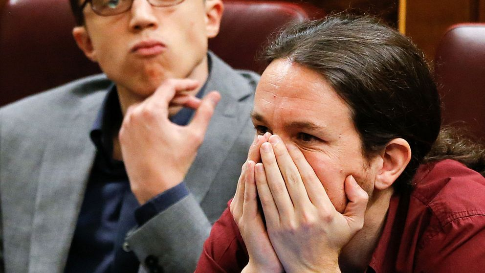 Pablo Iglesias e Íñigo Errejón, una biografía política conjunta que se bifurca en Podemos