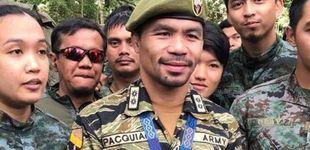 Post de Pacquiao y su nueva pelea: acabar con el ISIS en Filipinas...
