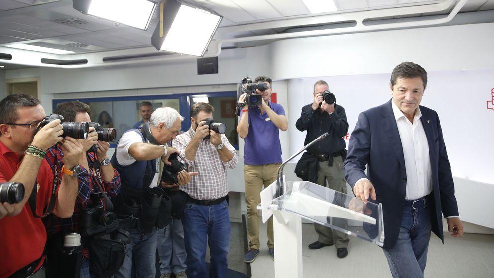 Fernández: sigue vigente el no al PP y a Rajoy y el comité federal decidirá qué hacer