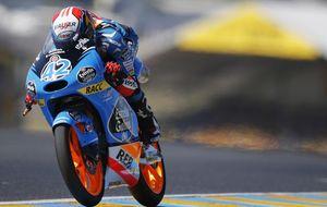 Alex Rins pulveriza el cronómetro de Mugello y saldrá primero en Moto3