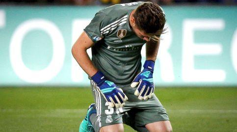 El olvidado de Lopetegui: ¿qué hacemos con Luca Zidane?