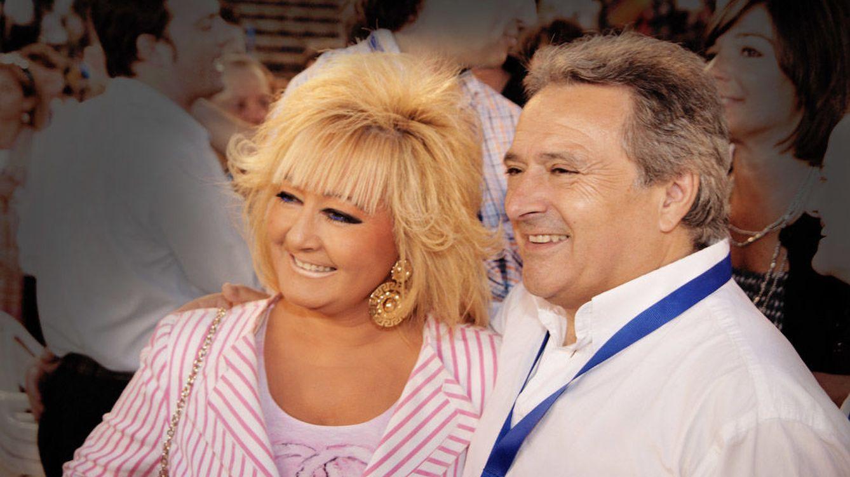 Foto: Begoña Ricart junto a su marido, Alfonso Rus, en una imagen de archivo