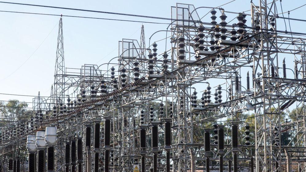 Foto: Una subestación eléctrica. (EFE)