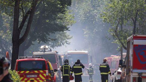 Muere una mujer de 87 años en un incendio en su casa de Madrid y otra resulta herida