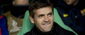 """Vilanova lo tiene claro: """"No voy a ver el derbi"""""""